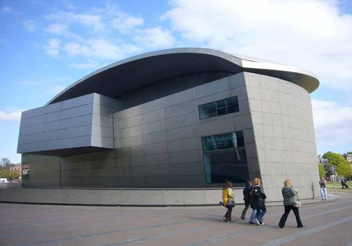 VAN GOGH MUSEUM a AMSTERDAM