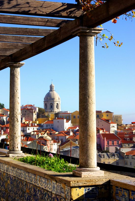 Photo lisboa alfama in Lisbon - Pictures and Images of Lisbon - 550x820  - Author: Jacopo, photo 6 of 432