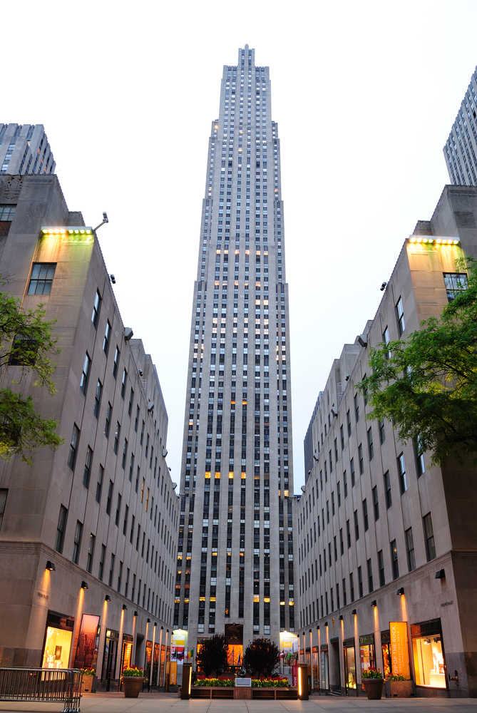 Hotels Around Rockefeller Center New York