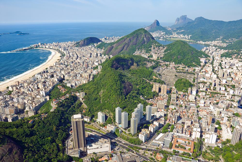 Foto rio de janeiro copacabana beach - Imágenes y fotos de Río de Janeiro - 1000x671  - Autor: Redacción, Foto 2 de 224