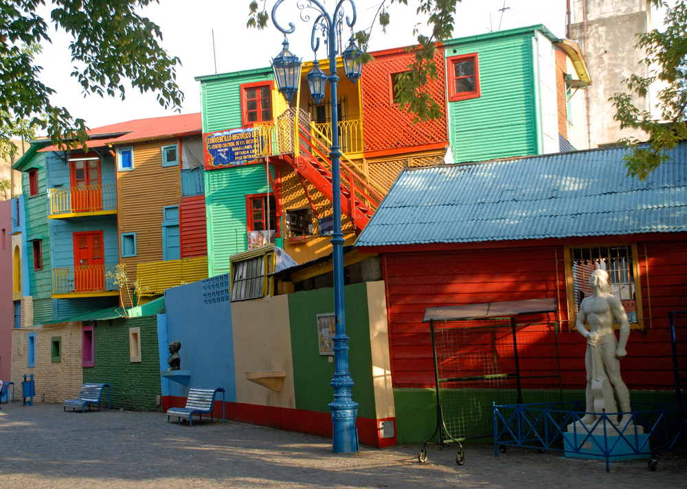 Photo buenos aires la boca in Buenos Aires - Pictures and Images of Buenos Aires - 1000x712  - Author: Editorial Staff, photo 1 of 220