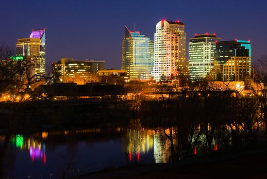 Photo Downtown Sacramento in Sacramento - Pictures and Images of Sacramento - 550x369  - Author: Editorial Staff, photo 3 of 27