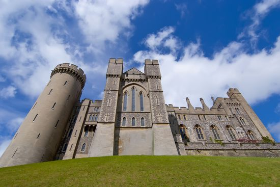 Photo Arundel Castle in Arundel - Pictures and Images of Arundel 