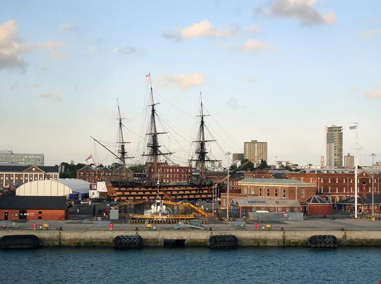Portsmouth Naval Shipyard Museum