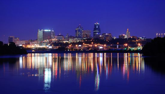 Photo Downtown in Kansas City - Pictures and Images of Kansas City - 550x315  - Author: Editorial Staff, photo 1 of 6