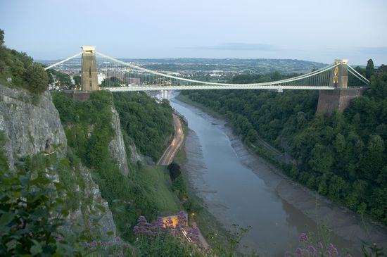 Foto clifton suspension bridge bristol a Bristol - 550x365  - Autore: Redazione, foto 3 di 63