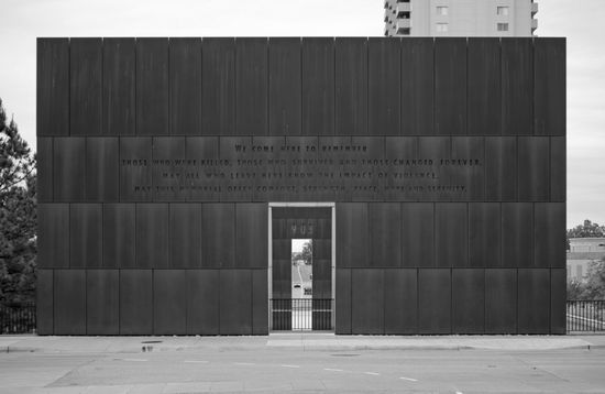 Photo the oklahoma city national memorial e museum oklahoma city in Oklahoma City - Pictures and Images of Oklahoma City