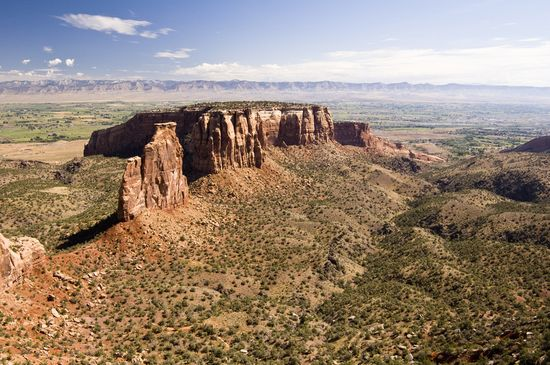 Photo Colorado National Monument in Grand Junction - Pictures and Images of Grand Junction - 550x365  - Author: Editorial Staff, photo 1 of 4