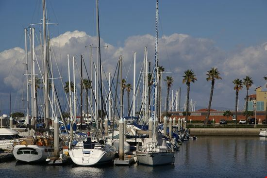 Redondo Beach Harbor