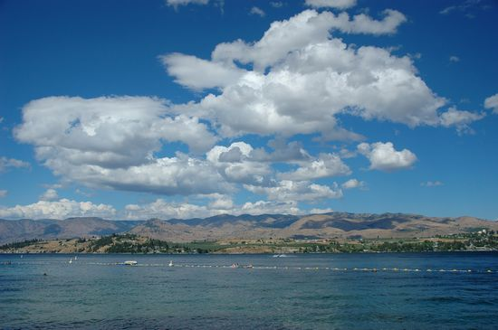 Photo lake chelan state park chelan in Chelan - Pictures and Images of Chelan