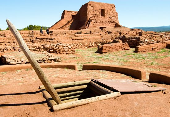 Photo Pecos National Historical Park in Pecos - Pictures and Images of Pecos - 550x379  - Author: Editorial Staff, photo 3 of 5