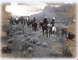 23312 las vegas horseback riding tour