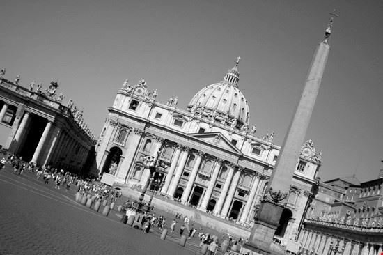 23721 rom die basilika san pietro