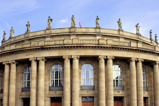 Photo stuttgart staatstheater stuttgart in Stuttgart - Pictures and Images of Stuttgart - 550x367  - Author: Björn, photo 1 of 37