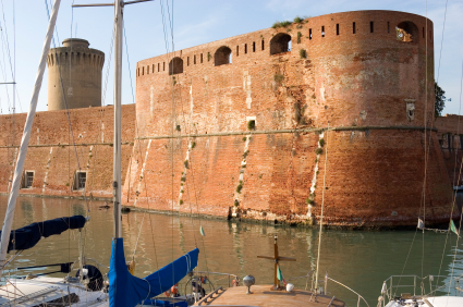 Photo livorno la fortezza in Livorno - Pictures and Images of Livorno - 425x282  - Author: Editorial Staff, photo 5 of 78