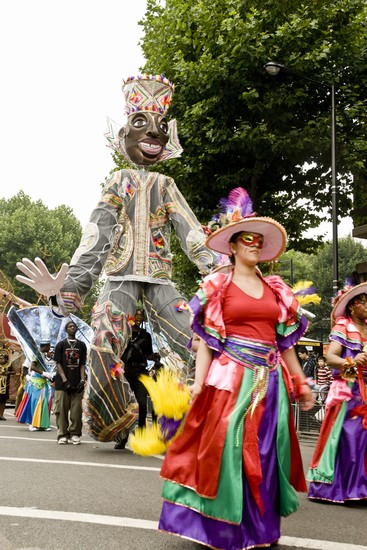 Photo Il Carnevale di Notting Hill in London - Pictures and Images of London