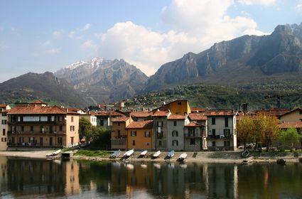 Photo Pescarenico in Como - Pictures and Images of Como