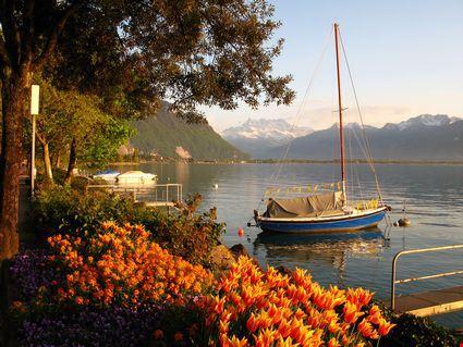 Il Lago visto da Montreux