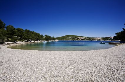 Photo La spiaggia in Hvar - Pictures and Images of Hvar