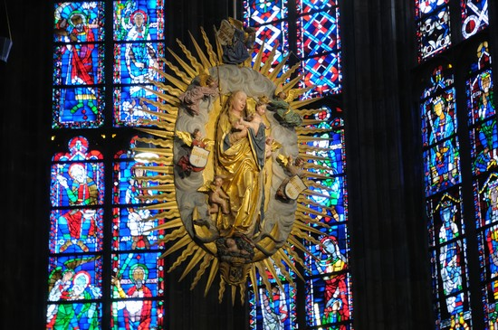 Photo aachen hl maria patronin des aachener doms in Aachen - Pictures and Images of Aachen