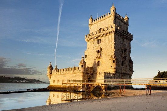 BÈLEM TOWER a LISBON
