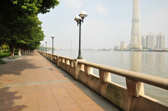 Photo guangzhou canton tower in Guangzhou - Pictures and Images of Guangzhou
