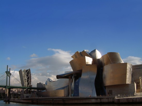 Photo bilbao guggenheim-museum in bilbao in Bilbao - Pictures and Images of Bilbao