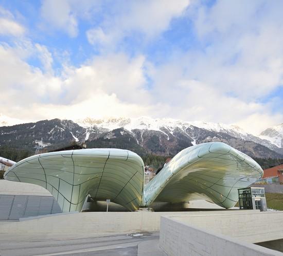 Camping Innsbruck: Innsbruck Transporte
