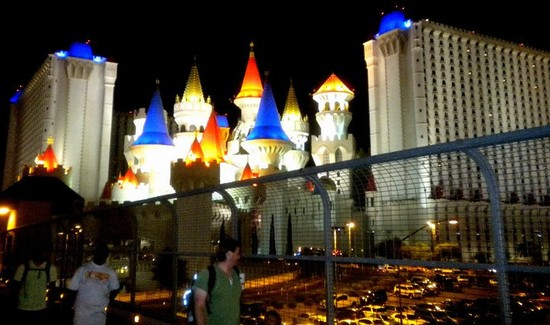 Photo Disneyland Hotel, Las Vegas. in Las Vegas - Pictures and Images of Las Vegas
