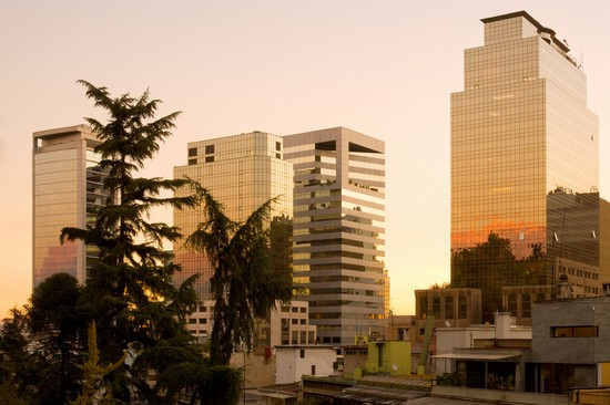 Photo puesto de sol en santiago de chile santiago in Santiago - Pictures and Images of Santiago - 550x366  - Author: Marisol, photo 6 of 64