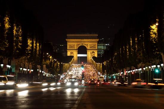 CHAMPS-ÉLYSÉES a PARIS