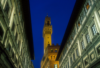 Photo firenze palazzo vecchio e gli uffizi in Florence - Pictures and Images of Florence - 421x285  - Author: Editorial Staff, photo 8 of 528