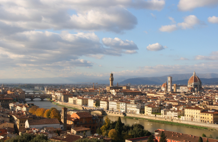 Photo firenze panorama in Florence - Pictures and Images of Florence - 428x280  - Author: Editorial Staff, photo 6 of 552