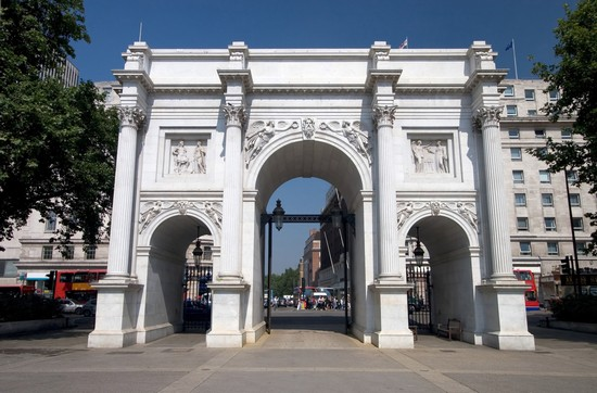 MARBLE ARCH a LONDON