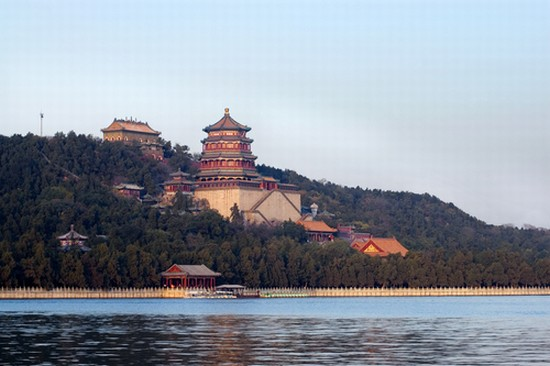 THE SUMMER PALACE a BEIJING