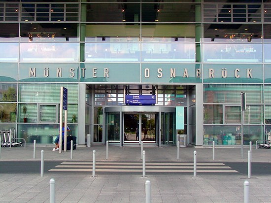 Photo muenster muensterosnabrueck international airport in Mnster - Pictures and Images of Mnster 