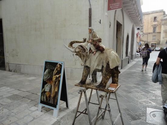 Foto Pastore in cartapesta a Lecce - 550x412 - Autore: Marco, foto 19 di 127