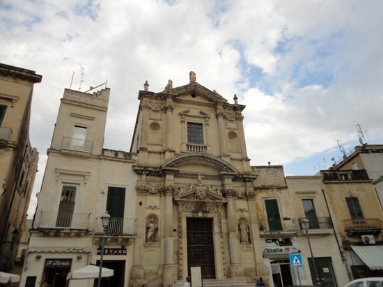 Photo chiesa di sant anna lecce in Lecce - Pictures and Images of Lecce 