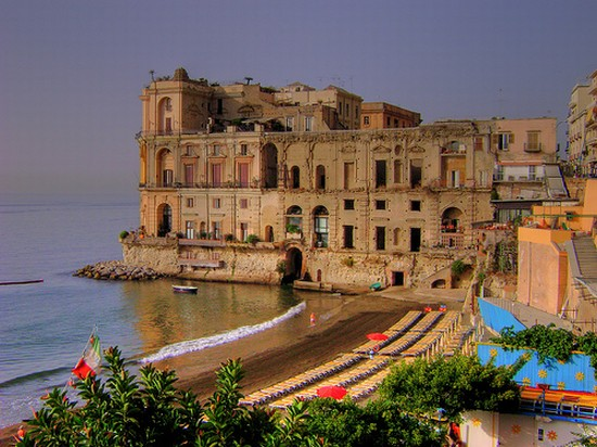 Hotel Tennis Napoli
