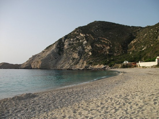 Photo petani beach kefalonia in Kefalonia - Pictures and Images of Kefalonia