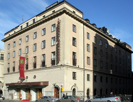Photo cosmopol casino in Stockholm - Pictures and Images of Stockholm - 550x420  - Author: Editorial Staff, photo 1 of 241