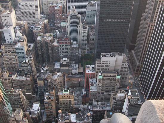 Foto Grattacieli a New York - 550x411  - Autore: Alessandra, foto 3 di 585