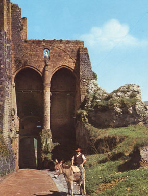 Photo orvieto porta rocca in Orvieto - Pictures and Images of Orvieto - 290x385  - Author: Editorial Staff, photo 3 of 44