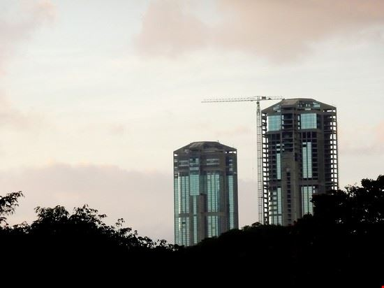 parque central towers