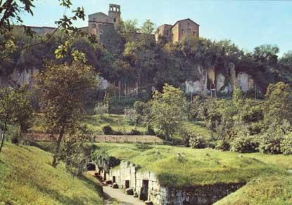 Foto Necropoli Etrusca a Orvieto - 415x292  - Autore: Redazione, foto 2 di 44