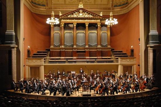 Tschechische philharmonie theater und opern in prag for Orchestral house music