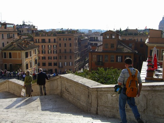 WALKING a ROME