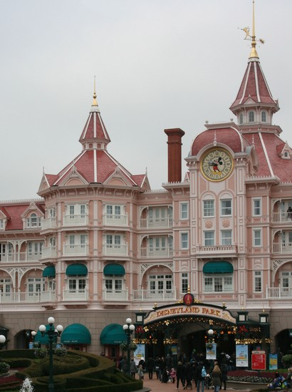 Photo disneyland paris parigi in Paris - Pictures and Images of Paris 