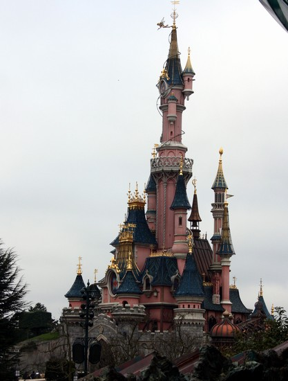 Photo castello della bella addormentata- disneyland parigi parigi in Paris - Pictures and Images of Paris - 417x550  - Author: Lisa, photo 8 of 680