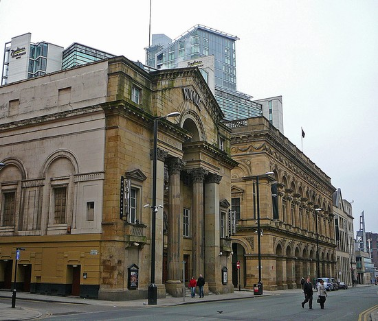 Photo royal exchange theatre in Manchester - Pictures and Images of Manchester - 550x468  - Author: Editorial Staff, photo 1 of 42